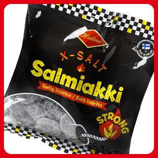 X-Salt Salmiakki | Halva makeiset