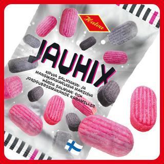 Jauhix | Halva makeiset