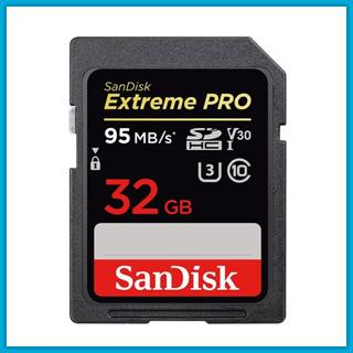 SANDISK EXTREME PRO 32GB SDHC | Muistikauppa.fi