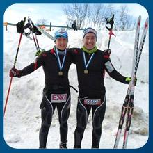 Voitto Saami Ski Racessa